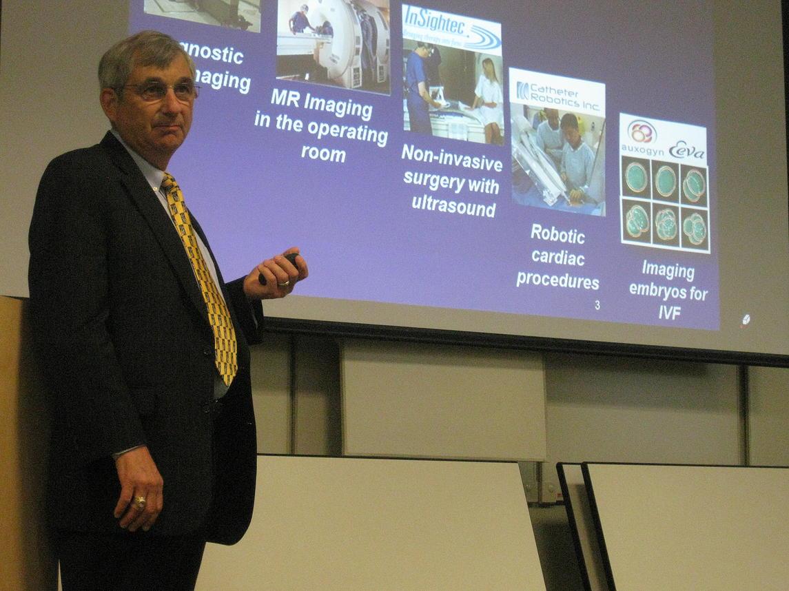 Dr. Norman Newman - BME Alumnus